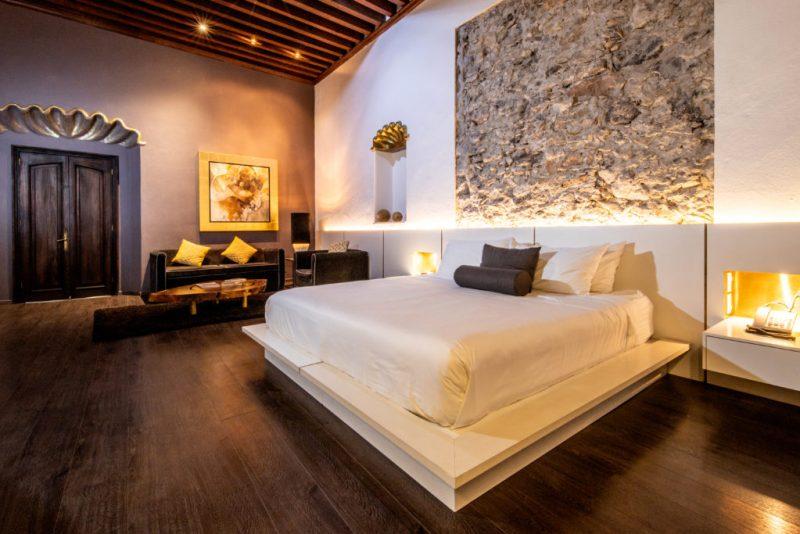 Hotel Mesón de Santa Rosa, un paraíso en Querétaro - mesondesantarosa_cuarto