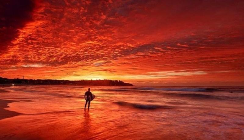 24 horas en Bondi Beach, Sídney - surf-bondi