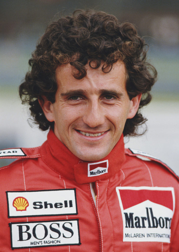 Los 11 mejores pilotos de F1 de la historia - alain-prost