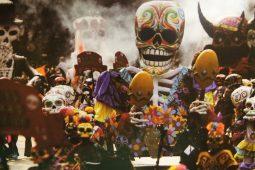 Los 9 eventos que no te puedes perder durante el mes de octubre en la CDMX - foto portada día de muertos octubre