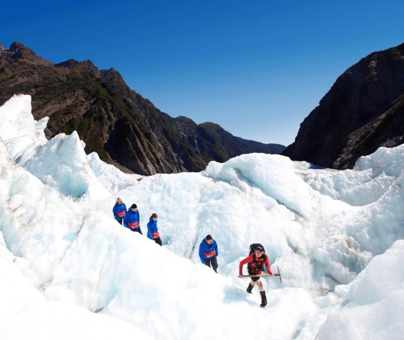6 lugares esenciales para hacer un road trip por Nueva Zelanda - glaciar-franz-joseph-nueva-zelanda-road-trip