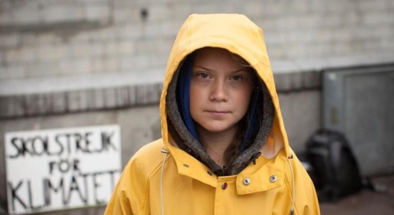 Las 10 frases más influyentes de Greta Thunberg - greta-thunberg-amarillo