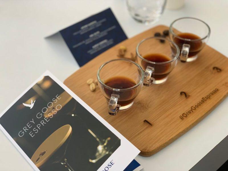 Espresso Martini de Grey Goose Espresso - grey-goose-2