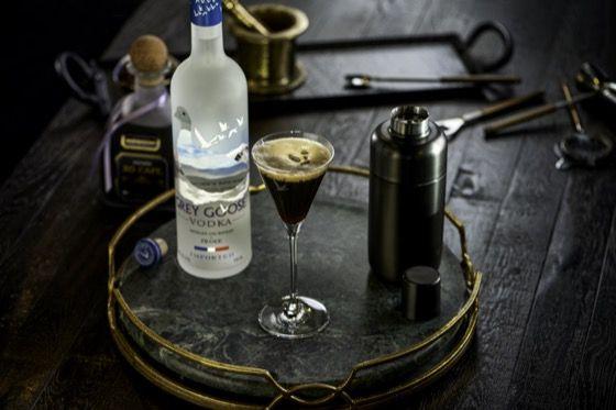 Espresso Martini: más allá de un clásico - grey-goose-espresso-martini-1