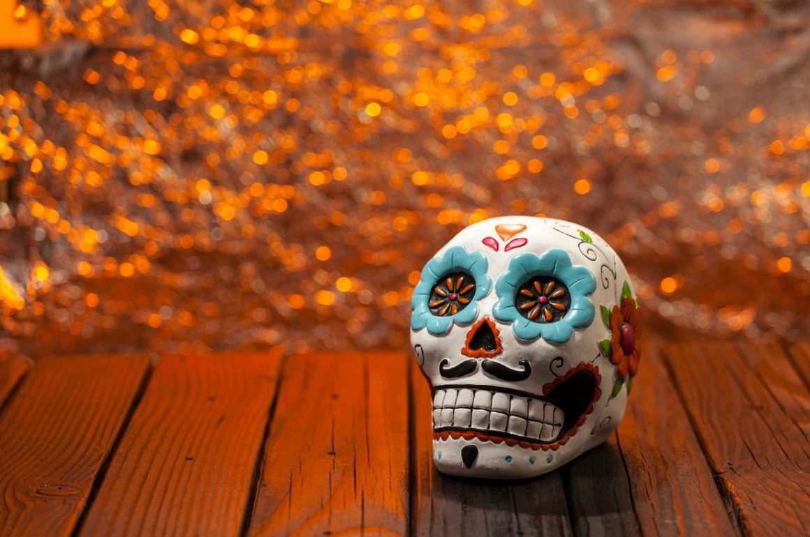 Tradiciones mexicanas para festejar el Día de Muertos - halloween portada dia de muertos
