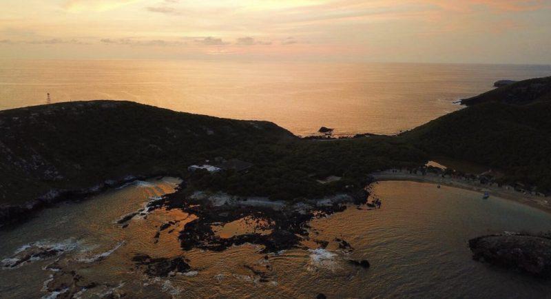 Isla Isabel, un paraíso en la costa de Nayarit - isla-isabel-atardecer