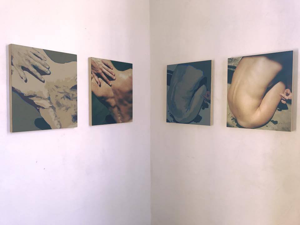 Maroma, la galería itinerante - maroma portada
