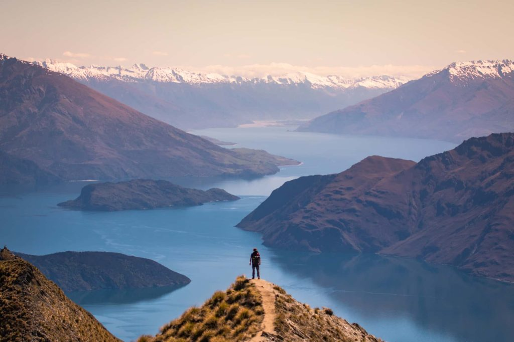 6 lugares esenciales para hacer un road trip por Nueva Zelanda - Portada nueva zelanda