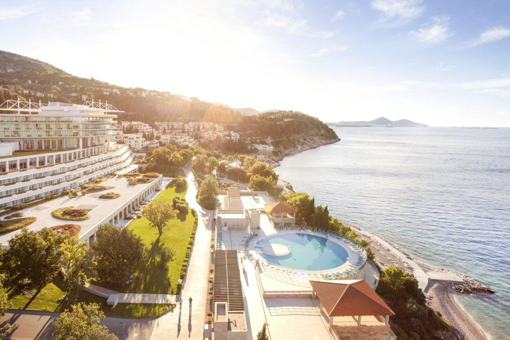 Sun Gardens Dubrovnik, hotel y residencias de lujo - sun gardens portada