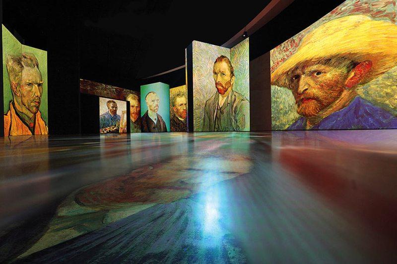 Todos los detalles sobre Van Gogh Alive: The Experience - van-gogh-alive-cdmx-2