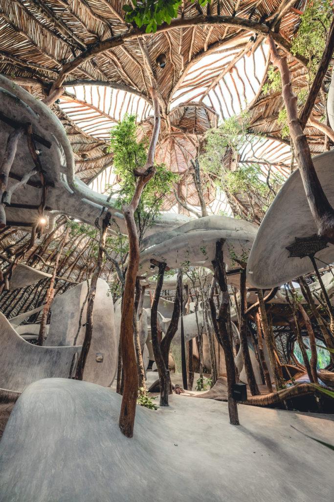 Azulik Tulum, una referencia de diseño, interiorismo y arquitectura a nivel internacional - azulik-3