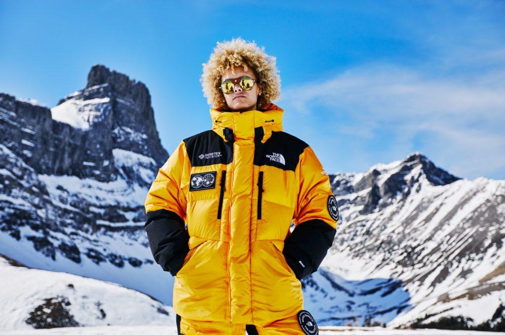 Seven Summits, la nueva colección de The North Face - chamarras TNF