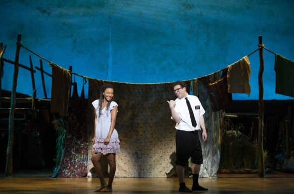 The Book of Mormon: entrevista con Jordan Matthew Brown y Alyah Chanelle Scott