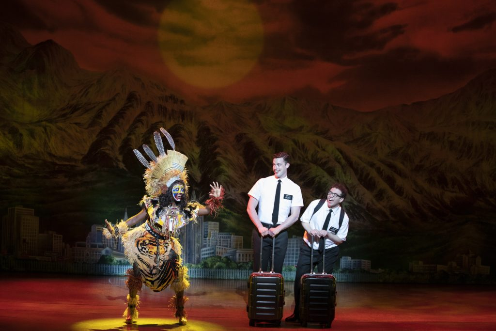 Llega The Book of Mormon a México, el mejor musical del siglo - The book of Mormon portada