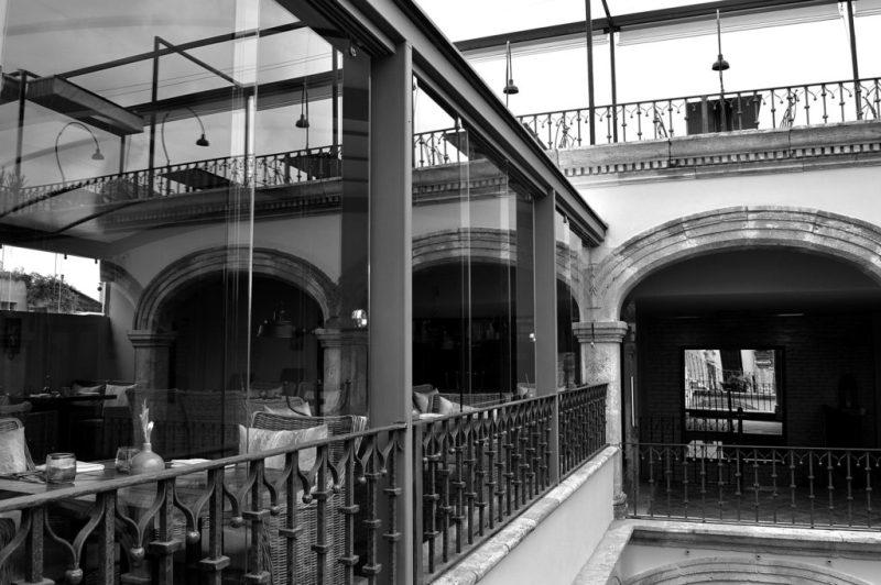 Trazo 1810, el impresionante restaurante del hotel boutique Casa 1810 - trazo-1810-3