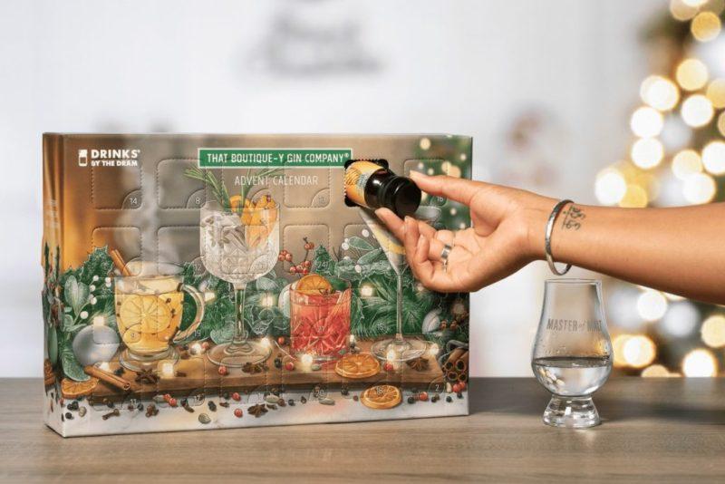 Los mejores advent calendars para recibir la Navidad - boutique-y-gin