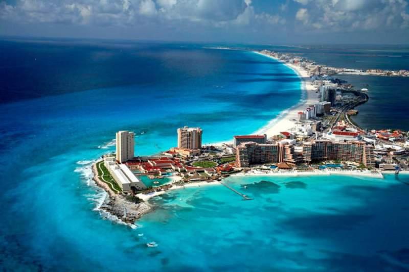 Los mejores destinos para pasar Año Nuevo - cancun-ancc83o-nuevo