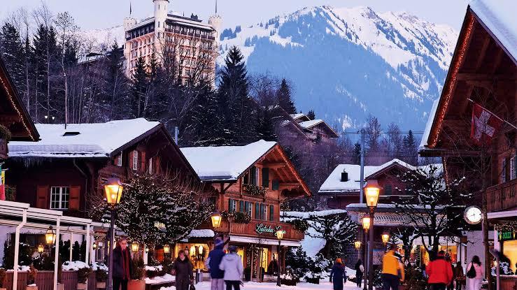 Destinos imperdibles para ir a esquiar - esquiar-gstaad