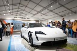 Porsche presenta su nuevo coche eléctrico durante SCOPE - image0