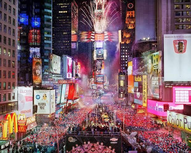Los mejores destinos para pasar Año Nuevo - nueva-york-ancc83o-nuevo