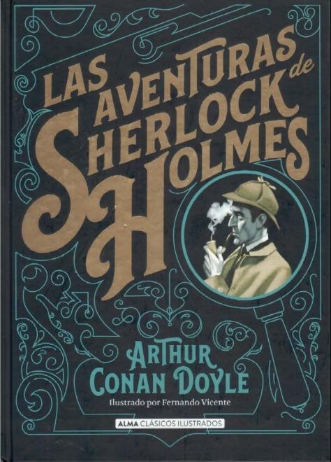 Clásicos de la literatura - sherlock
