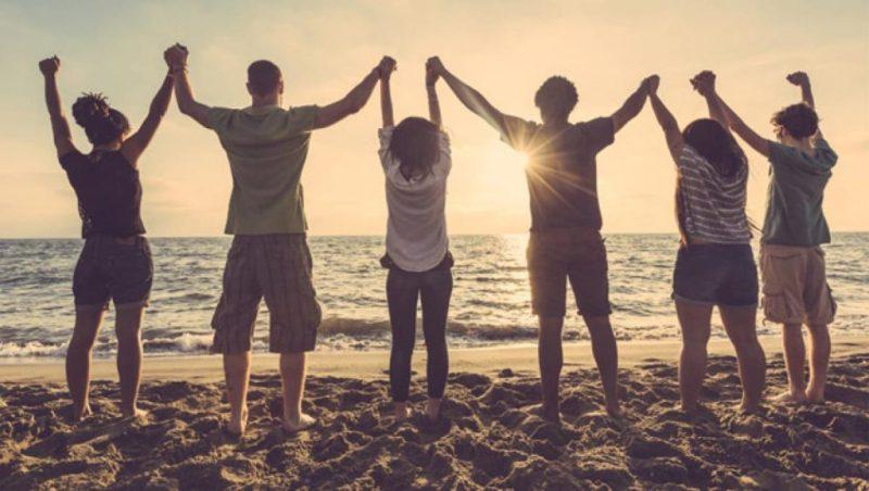Tips para superar el Blue Monday - friends-blue-monday