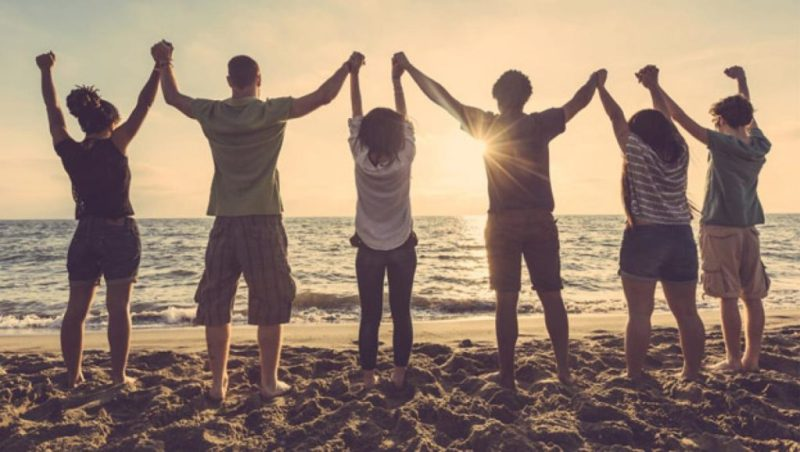 Tips para superar el Blue Monday este 2021 - friends-blue-monday