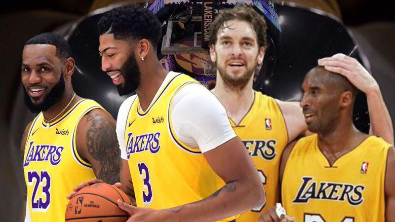 Tributos a Kobe Bryant, la leyenda de la NBA - kobe-bryant-lakers