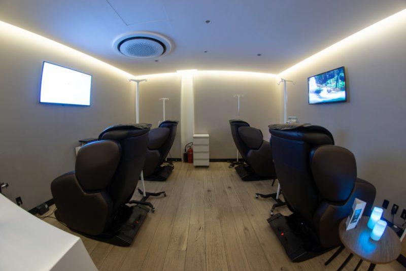 IV Lounge, un nuevo concepto de Everest Wellness Center - iv-lounge-1