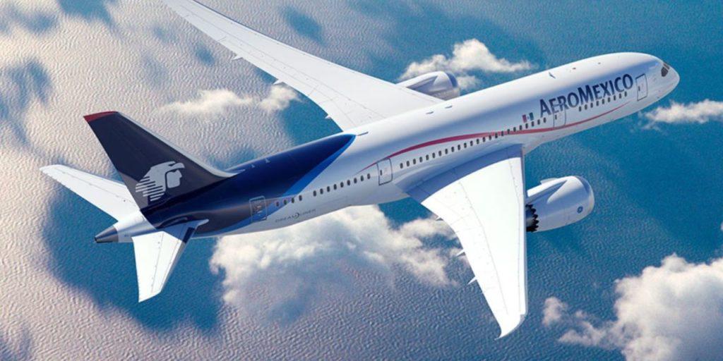 Conoce todas las medidas y acciones que Aeroméxico ha tomado ante el COVID-19 - aeromexico portada