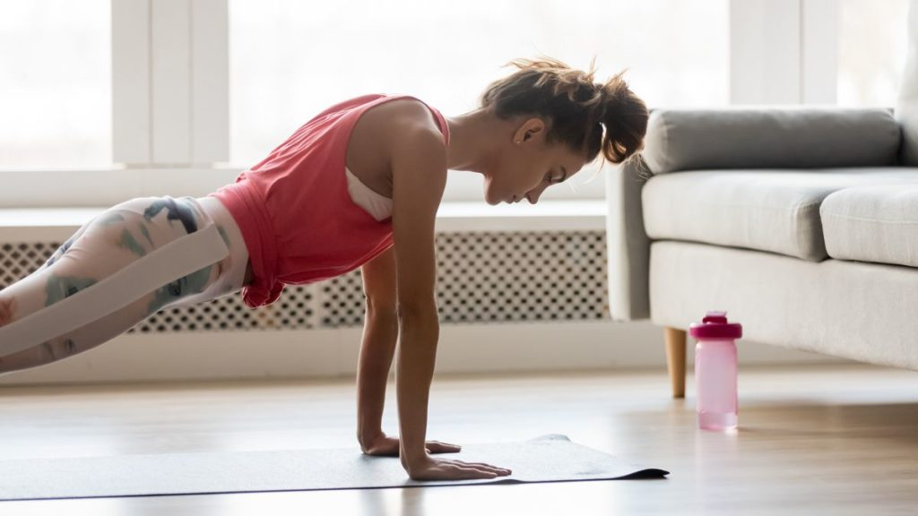 Los mejores productos para hacer ejercicio en casa - Los mejores productos para hacer ejercicio en casa  portada
