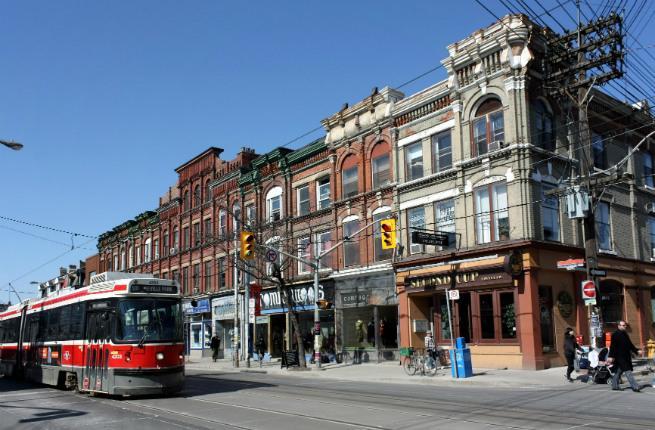 Qué hacer en Toronto - queen-st-toronto