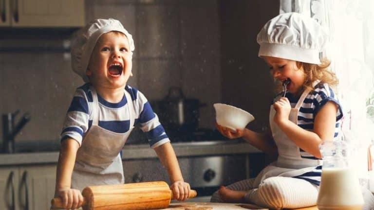 5 recetas para cocinar con los pequeños este Día del Niño - 5 recetas para cocinar con los pequeños del hogar este Día del Niño portada