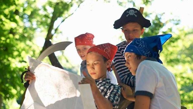 7 ideas para festejar el Día del Niño con una scavenger hunt - image0