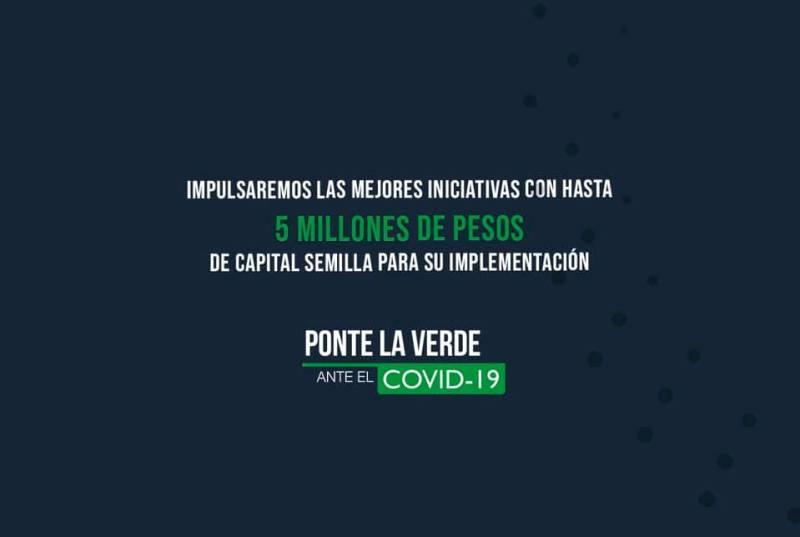#PONTELAVERDECOVID19: es el momento de ser mexicanos, muy mexicanos - pontelaverde-1