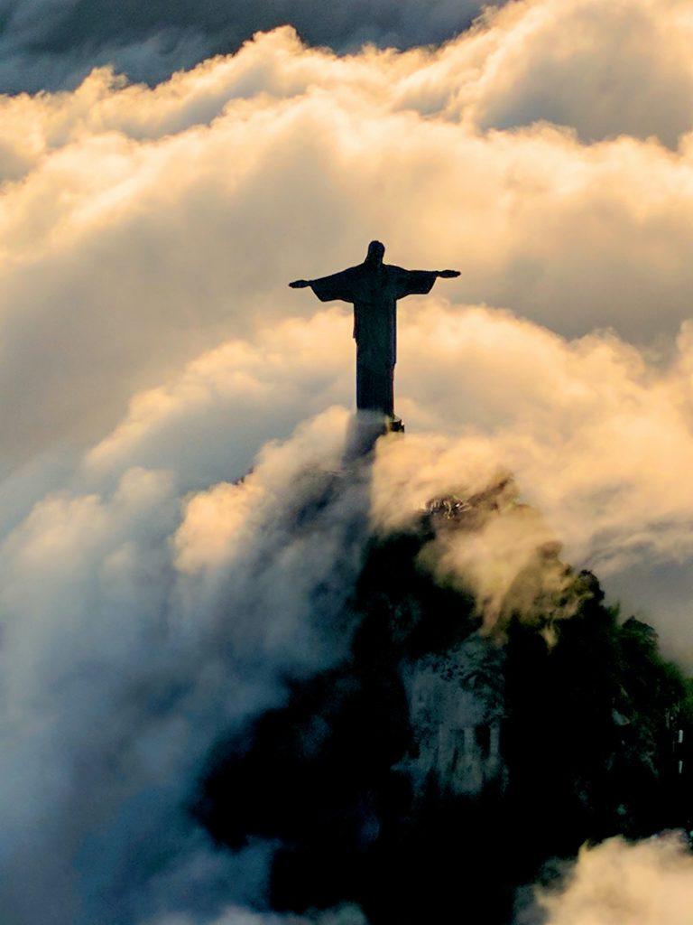 Conoce las 7 maravillas del mundo moderno desde casa - cristo-redentor-rio-de-janeiro-brasil-conoce-las-siete-maravillas-del-mundo-desde-casa-online-virtual-zoom-instagram-tiktok-foodie-foto-destinos-viajes-economia-verano