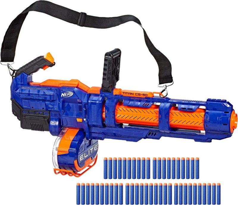 Los juguetes de los 90's que te harán recordar tu infancia - nerf-blaster-los-juguetes-de-los-90-que-te-haran-recordar-tu-infancia-zoom-tiktok-instagram-zoom-cuarentena-covid-19-coronavirus-art-foto