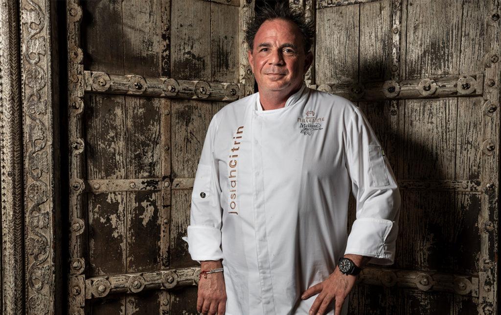Josiah Citrin: el chef americano con dos estrellas Michelin - PORTADA-hotgourmet-chef-josiahcitrin-retrato