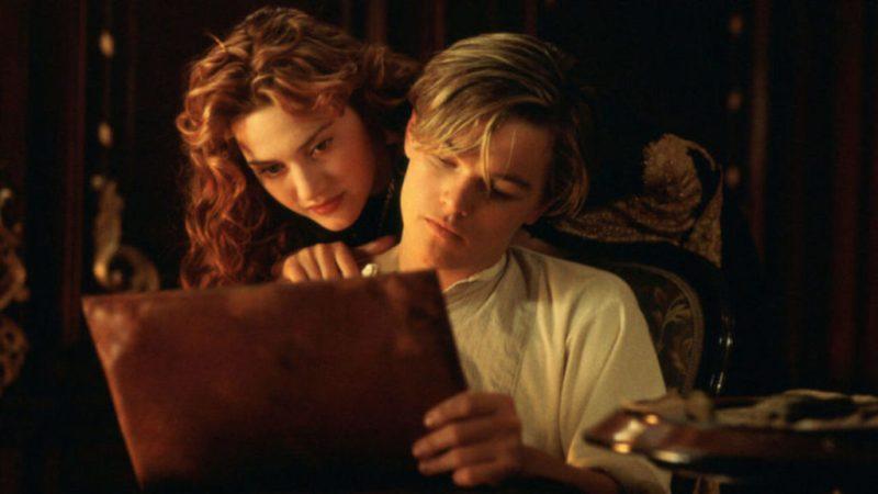 La historia detrás del retrato de Rose en Titanic - 2-dibujo-de-titanic-2