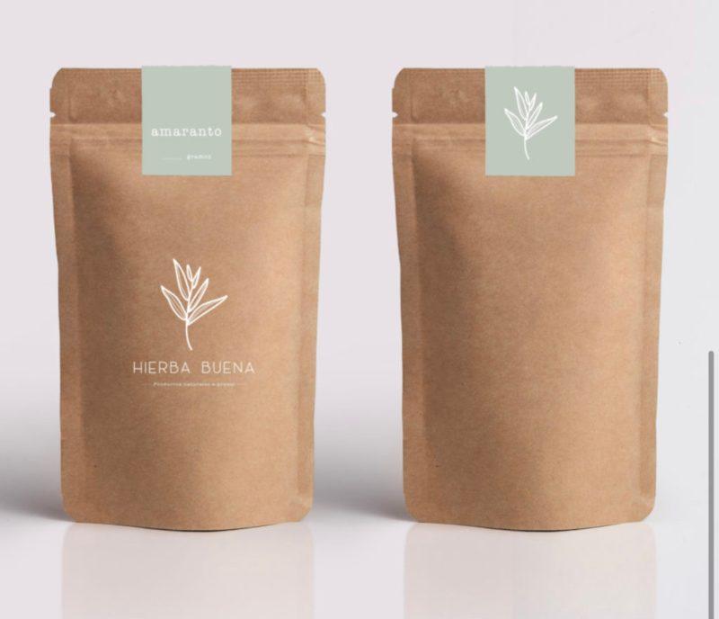 Hierba Buena, productos naturales a granel en la puerta de tu casa - empaque-2