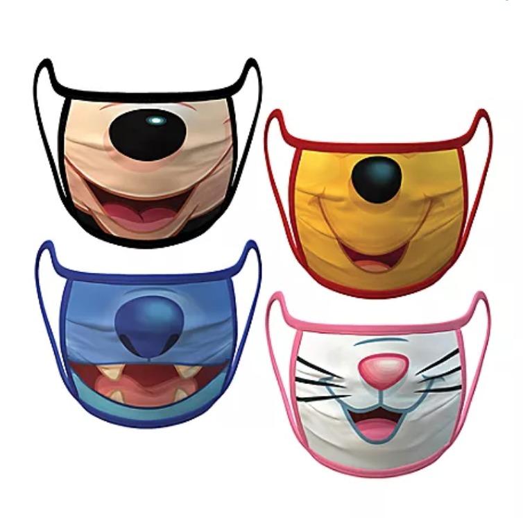 Disney lanza sus propios cubrebocas para disfrutar de la magia en todo momento - la-magia-de-disney-en-todo-momento_-descubre-sus-nuevas-face-masks-disney-zoom-mickey-mouse-covid-19-cuarentena-star-wars-1