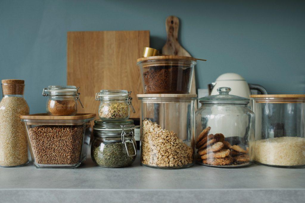 Hierba Buena, productos naturales a granel en la puerta de tu casa - Mason Jars