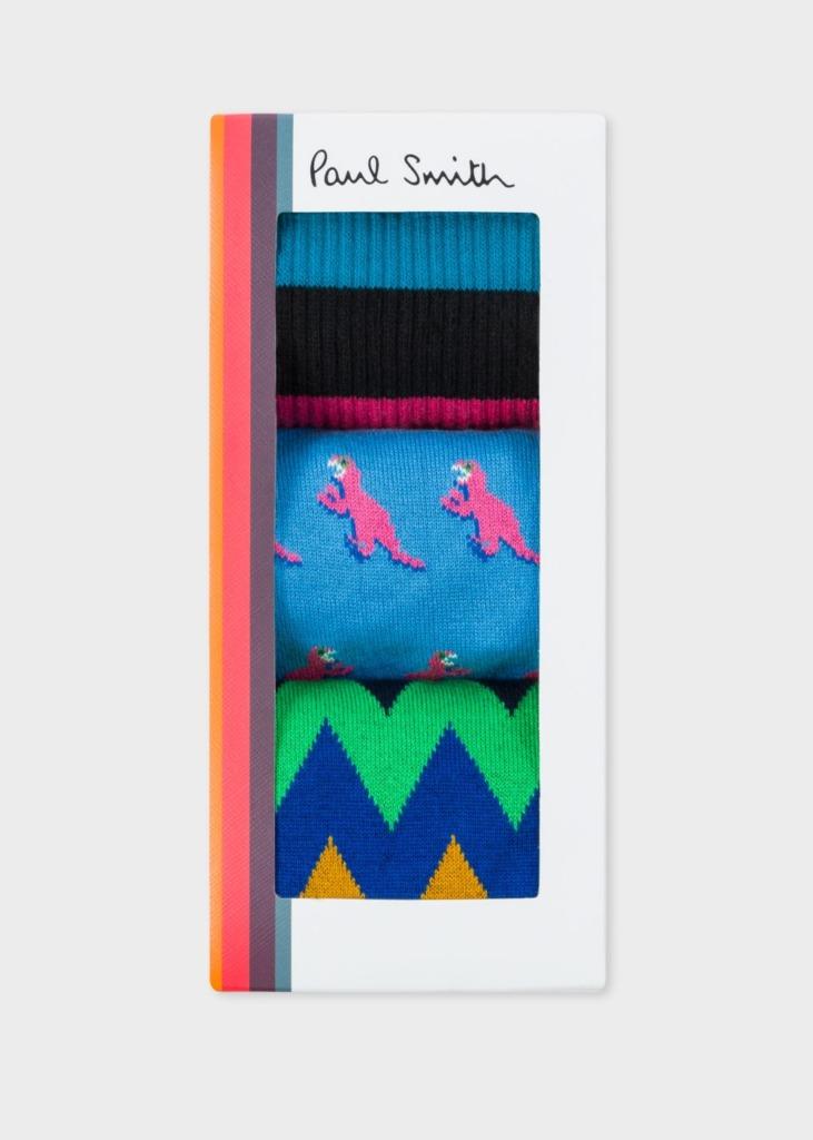 Consiente a papá con un regalo a su altura: el outfit perfecto - regalos-dia-del-padre-elige-tus-propios-calcetines-de-paul-smith