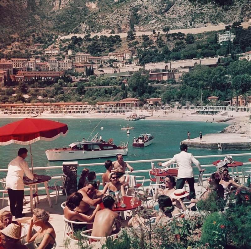 La época de oro de la Riviera Francesa - cote-dazur-france-summer-fashion-naya-rivera