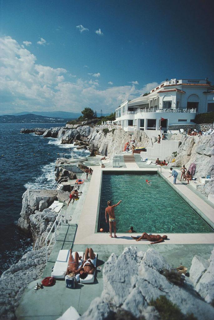La época de oro de la Riviera Francesa - hotel-du-cap-eden-roc