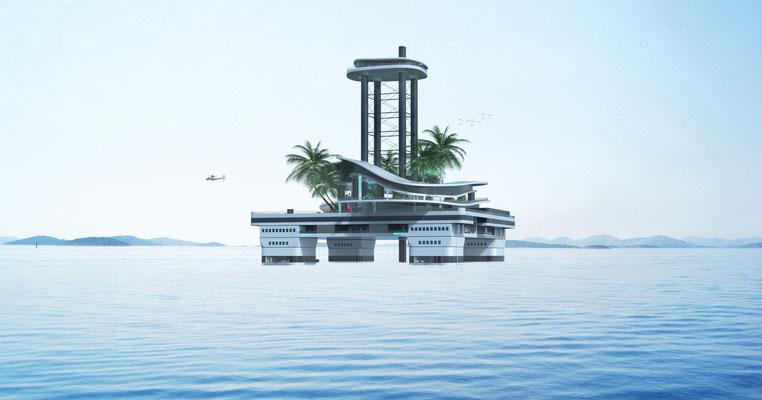 Kokomo Ailand, la isla flotante de lujo - kokomo-ailand-isla-flotante-de-lujo-real-madrid-coronavirus-tom-holland-online-4