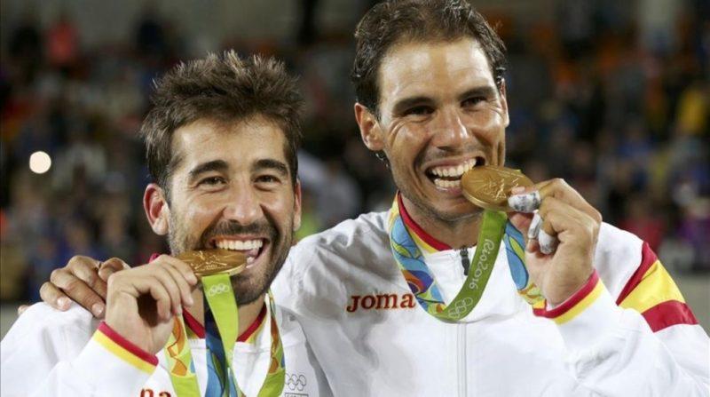 Todo lo que no sabías del tenista Rafael Nadal - oro-juegos-olimpicos-de-rio-de-janeiro-en-2016-marc-lopez-y-nadal-todo-lo-que-no-sabias-de-rafael-nadal