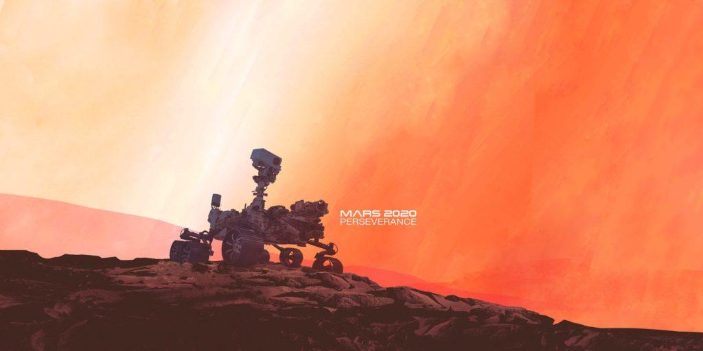 Perseverance Marte 2020: la NASA envía un nuevo robot en busca de vida - portada 1 Misión planeta rojo. La NASA enviará a Perseverance su nuevo robot explorador.