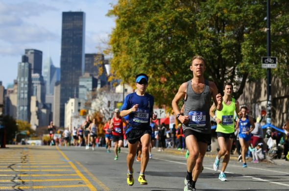 Por segunda vez en la historia, el maratón de Nueva York es cancelado