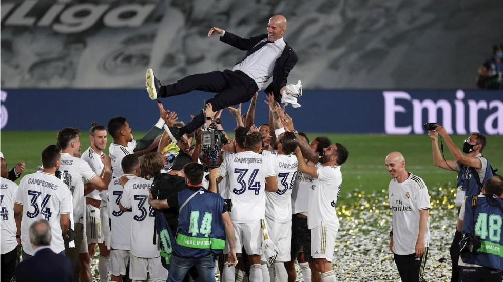 Real Madrid campeón de LaLiga de España - real-madrid-campeonato-laliga-villareal
